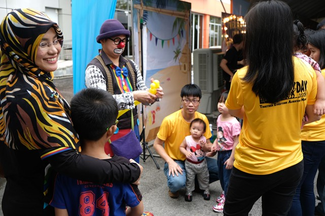 Family Day at BBS in Penang  Gallerie
